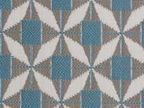 Meubelstof Mosaic J198 Blue