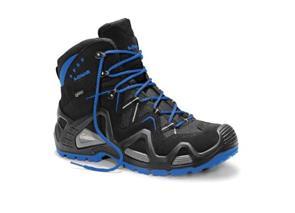 Lowa Rex GTX Blue Mid schoen