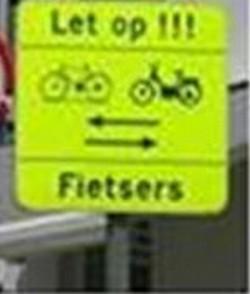 Pikt-O-Norm fietsers