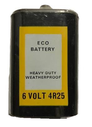 Batterij 6V