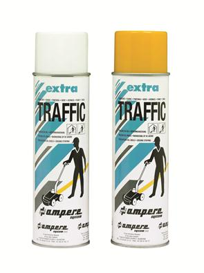 Peinture de marquage Ampère Traffic Extra Paint