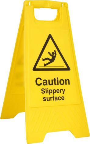 B-Safe Slippery Surface