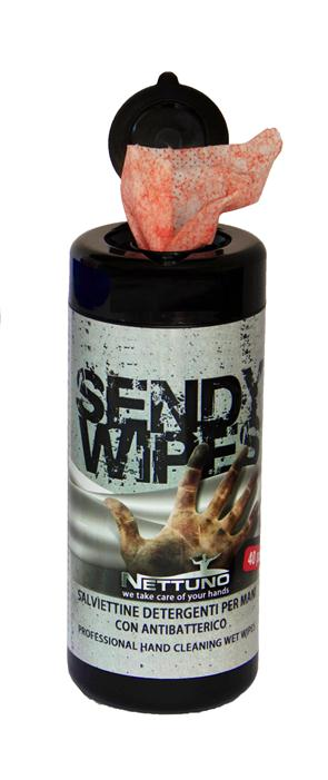 Nettuno Sendy Wipes