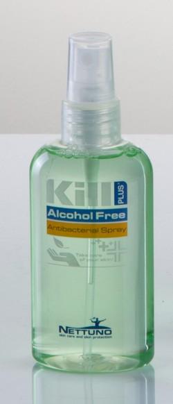 Nettuno Kill-Plus handdesinfectiespray