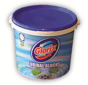 ACTIE=Glorix Professional urinoirtabletten