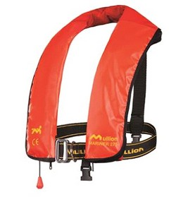 Mullion Mariner 275 reddingsvest