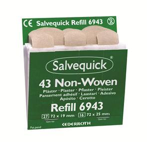Cederroth Salvequick non-woven pleisters