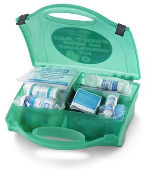 Trousse de secours B-Click Traders BS Compliant Medium