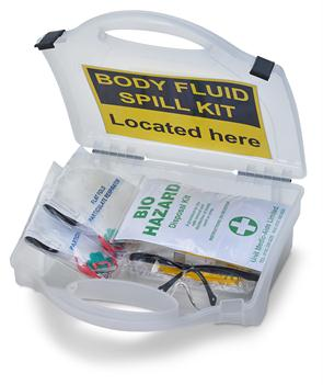B-Click Body Fluid spill kit