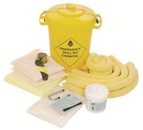 Chemical Spill Safety interventiekit 90 liter