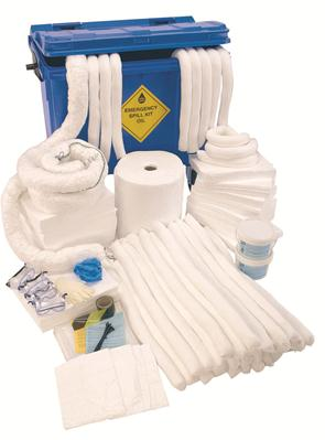 JSP Oil 500L spill kit