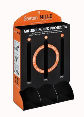 Distributeur Gaston Mille Millenium Pied Protect