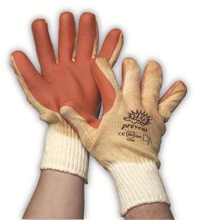 Prevent werkhandschoen