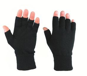 Winterhandschoen zonder vingertoppen