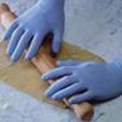 Latex wegwerphandschoen (prijs per doos)