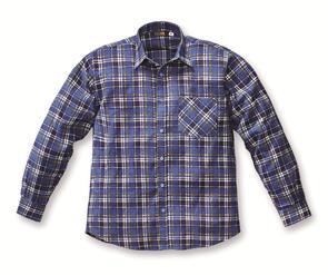 Flanel werkhemd