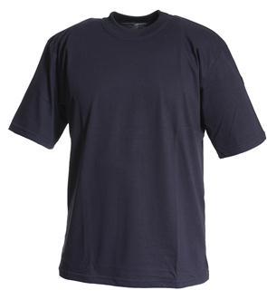 Tranemo vlamvertragend t-shirt km