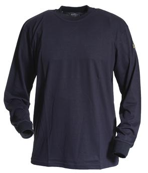 Tranemo vlamvertragend t-shirt lm