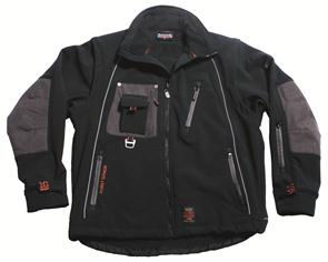 Tranemo First Grade softshell vest