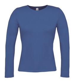 B&C Women Only t-shirt met lange mouwen