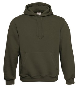 Sweat B&C Hooded