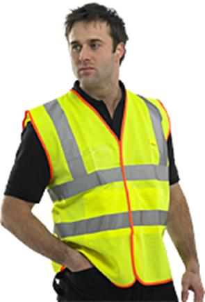 B-Safe Multi-purpose signalisatiegilet