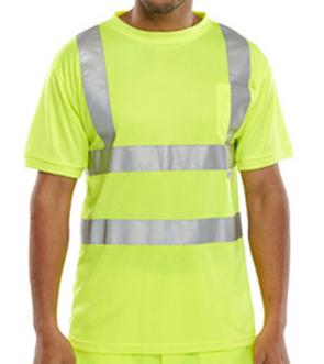 B-Seen signalisatie t-shirt EN471 klasse 2