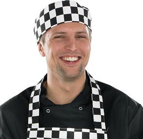 B-Click Chef's kokmuts