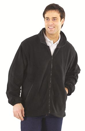 B-Brand full-zip fleece