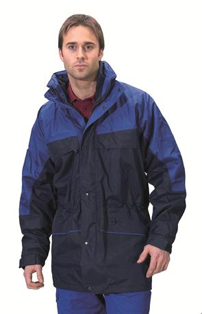 B-Dri Mowbray 3-in-1 parka