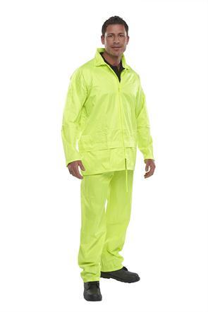 B-Dri Lightweight regenpak (broek+vest)