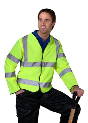B-Seen Safety signalisatiegilet