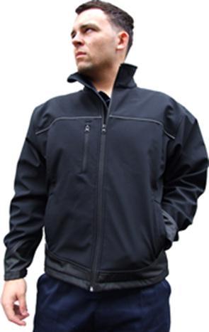 B-Click SSJ softshell vest
