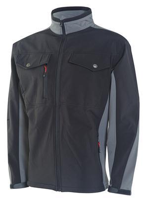 B-Click Softshell vest