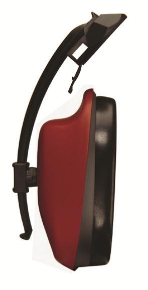 Coquilles anti-bruit Hellberg 8