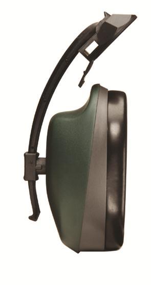 Coquilles anti-bruit Hellberg 10