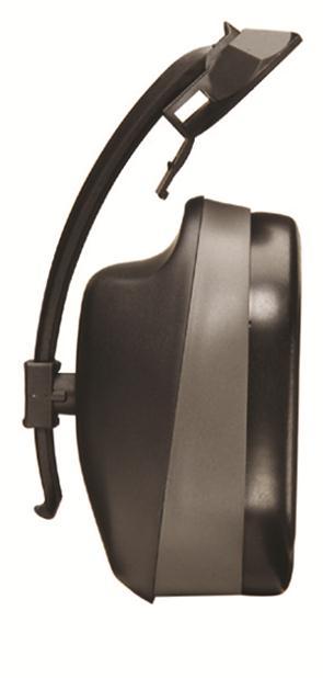 Coquilles anti-bruit Hellberg 12