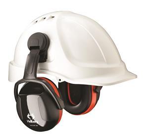 Hellberg Secure 3C helmgehoorkap
