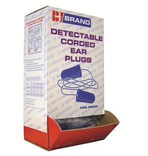 B-Brand detectable oordopjes