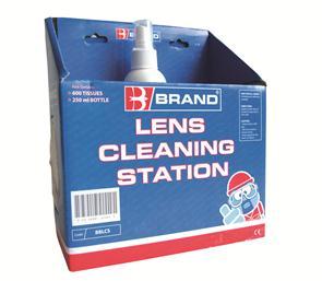 B-Brand reinigingsstation