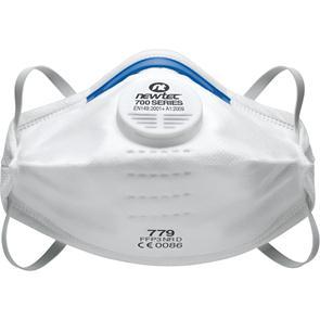 Masque pliable anti-poussière avec soupape Newtec P3