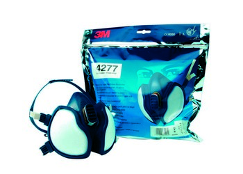 3M 4277 onderhoudsvrij masker
