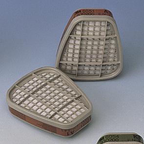 3M 6051 A1 filter (prijs voor 2 stuks)