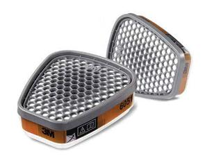 3M 6051i A1 filter (prijs voor 2 stuks)