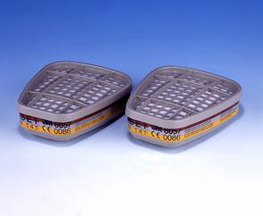 3M 6057 ABE1 filter (prijs voor 2 stuks)