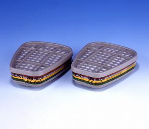 Filtres anti-gaz 3M 6059 ABEK1