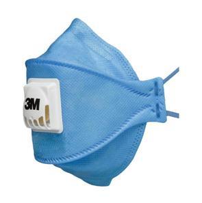 Masque pliable anti-poussière avec soupape 3M Aura 9422