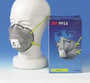 3M 9914 specifiek stofmasker