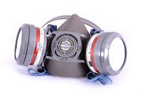 B-Brand A1P2 halfgelaatsmasker