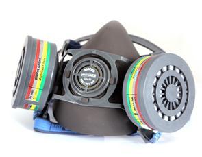 B-Brand ABEK halfgelaatsmasker